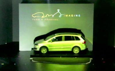 VW | Lançamento Space Fox 2010